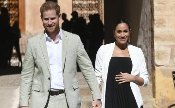 Nace el hijo del príncipe Harry y Meghan Markle