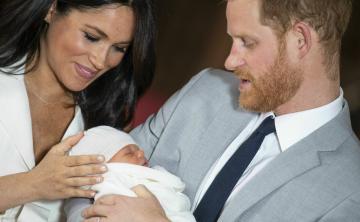 Así celebraron los duques de Sussex el Día de las Madres
