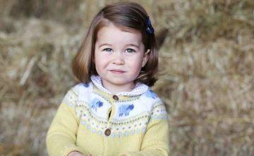 Los duques de Cambridge comparten una foto de su princesa