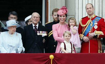 La reina Isabel II celebra su cumpleaños 91