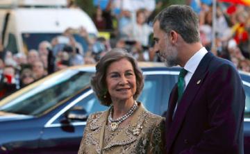 Reina Sofía celebra en privado sus 79 años