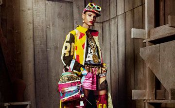 Modelo boricua es imagen de la nueva campaña de Moschino