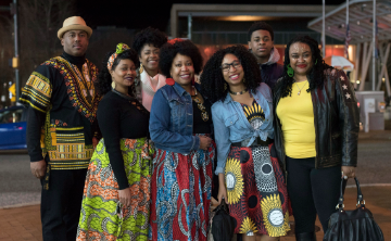 """Black Panther"" despierta la moda africana"