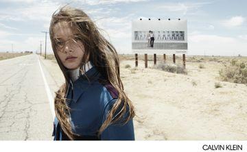 Calvin Klein anuncia su campaña publicitaria global de otoño