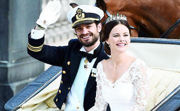El segundo hijo de Carl Philip y Sofía de Suecia se llamará Gabriel