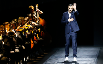 Diseñador de Dior deja la firma