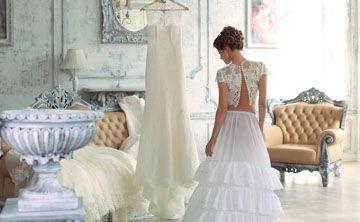 Dónde comprar el vestido de novia en Nueva York