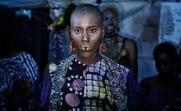 Crece la escena de la moda en África