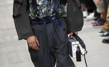 El hombre hawaiano de Louis Vuitton conquista París