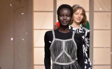Así fue el desfile de H&M en la Semana de la Moda de París