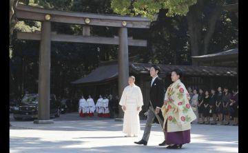 La princesa Ayako renuncia a la realeza y se casa por amor