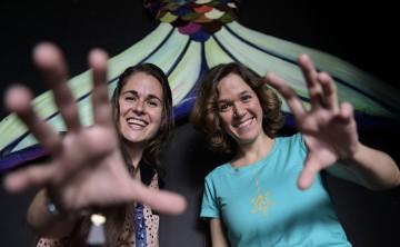 Más que hermanas, amigas: Nami y Yari Helfeld
