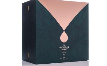 La lujosa expresión de The Macallan en Lalique está disponible en la Isla