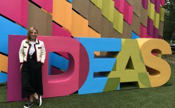 Lucienne Gigante narra su experiencia en el Aspen Ideas Festival