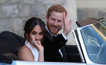 El emotivo regalo de boda de Harry a Meghan