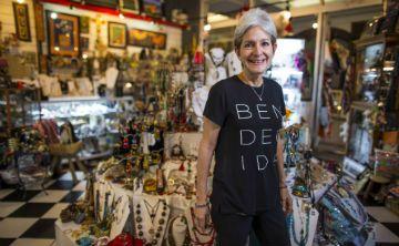 Annie Alfaro promueve el arte de saber escoger