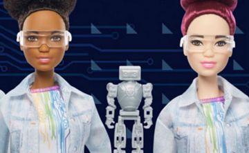 Lanzan la Barbie Ingeniera en robótica para fomentar la programación en las niñas