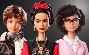 Barbie lanza muñecas para celebrar el Día de la Mujer