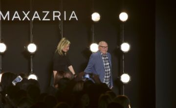 Fallece el diseñador Max Azria