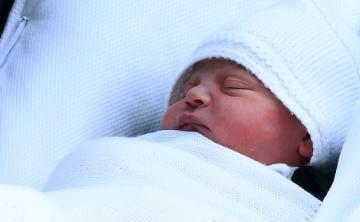 El príncipe Charles está eufórico con su nuevo nieto