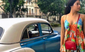 Las carteras Beamina llegan a Cuba