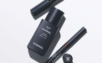 Chanel lanza línea de belleza para hombres