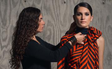 Miriam Budet hará historia en la Semana de la Moda de París