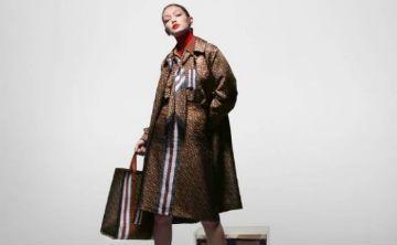 Gigi Hadid protagoniza la nueva y arriesgada campaña de Burberry
