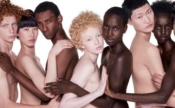 La campaña de moda con modelos desnudos que llama a la diversidad