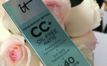 Un nuevo CC Cream que además controla la grasa