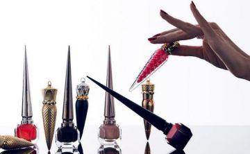 Christian Louboutin y Puig se asocian a nivel mundial para crecer en el mercado de la belleza de lujo