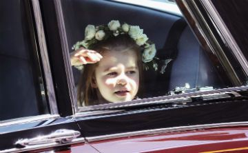 Las niñas más encantadoras de la realeza