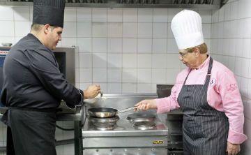 Sor Angele Rizzardo, la monja chef que ha ganado múltiples reconocimientos