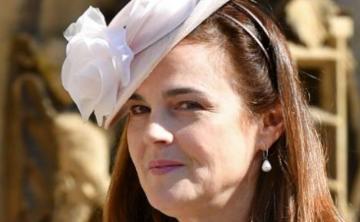 La secretaria privada de Elizabeth II asesorará a Meghan Markle