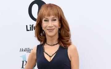 Donald Trump arremete contra humorista Kathy Griffin