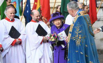 Familia real británica celebra los 70 años del Commonwealth