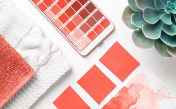 """Pantone anunció el """"Living Coral"""" como el color del año 2019"""