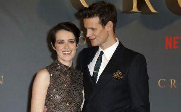 """Claire Foy cobró menos que su compañero Matt Smith en """"The Crown"""""""