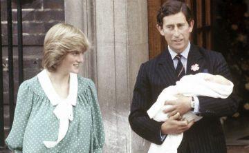 Revelaciones sobre el presionado primer parto de Lady Di