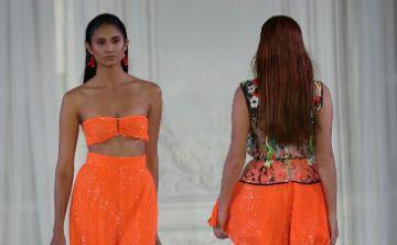 Los tonos neón se imponen en la moda
