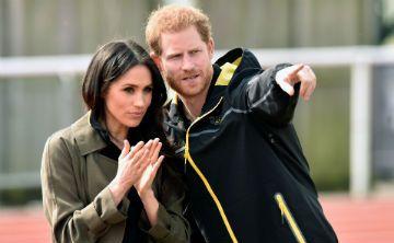 La dulce foto que el príncipe Harry le sacó a Meghan Markle