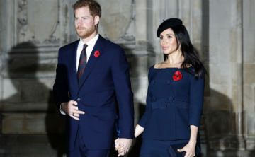 Los duques de Sussex dejan el palacio de Kensington