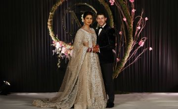 Priyanka Chopra se viste de novia dos veces