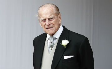 Testigo dice que ayudó a príncipe Philip tras accidente