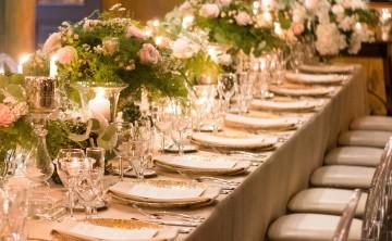Detalles de decoración para las bodas del año
