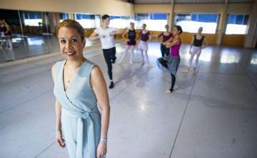 Sandra Almodóvar: alumna al mando de Ballet Concierto de Puerto Rico
