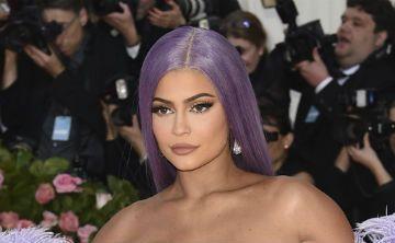 Kylie Jenner tiene una nueva línea de productos de belleza