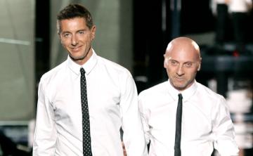 Domenico Dolce y Stefano Gabbana anuncian que su firma no tendrá herederos