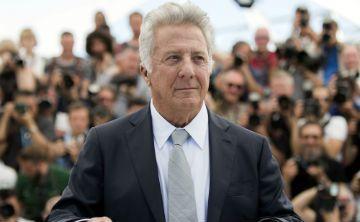 """Dustin Hoffman: """"Me esfuerzo por mejorar cada día, tú no"""""""