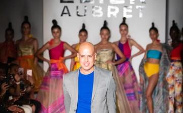 Elier Aubret lleva su propuesta de moda otoñal a Nueva York
